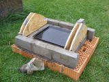 haus bauen dusche im garten selber bauen. Black Bedroom Furniture Sets. Home Design Ideas